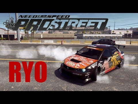 Need For Speed Payback   Mitsubishi Lancer Evolution  Ryo Watanabe From NeedForSpeed ProStreet