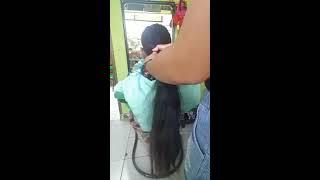 Cara Memotong Rambut Boob nungging