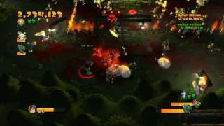 Burn Zombie Burn! PS3 (GOLD MEDAL) The Woods