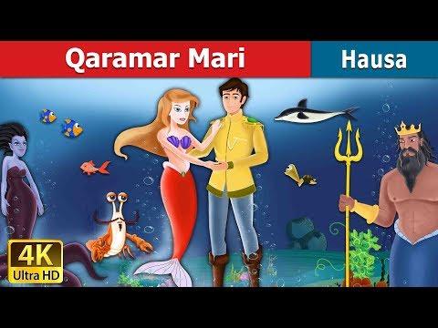Qaramar Mari | Little Mermaid in Hausa | 4K UHD | Hausa Fairy Tales