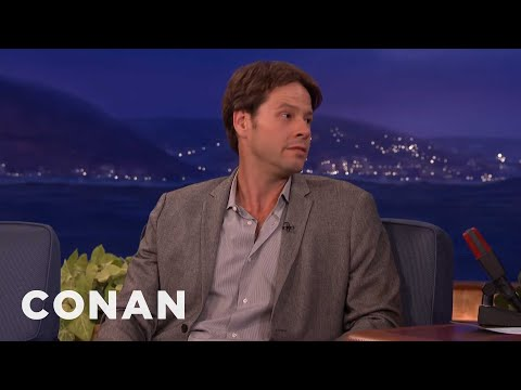 Ike Barinholtz's Book Beef With Mindy Kaling  - CONAN on TBS