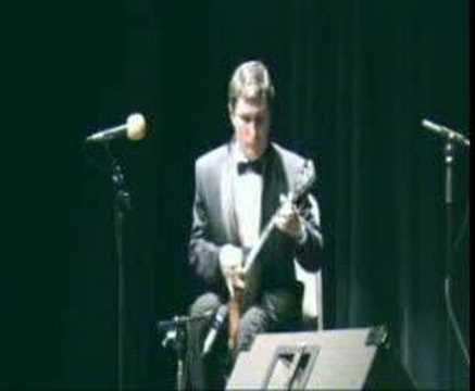 Russian Balalaika Music - Paganini Kapric on Balalaika