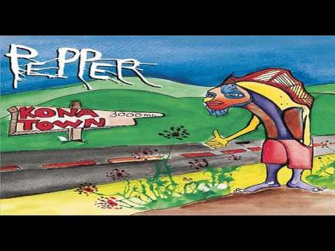 Pepper- Stone Love