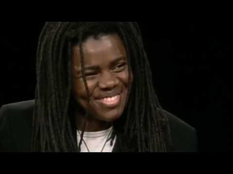 Tracy Chapman interview + acoustic Give Me One Reason (1996)