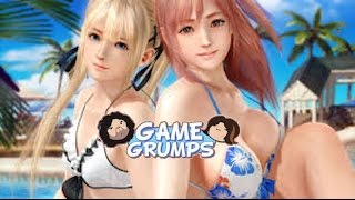 Game Grumps Dead or Alive Extreme 3 Best Moments