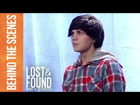 Lost & Found Music Studios - Behind the Scenes: Cast Auditions