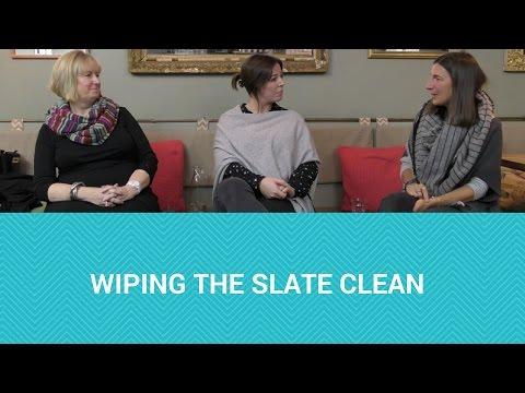 Wiping the Slate Clean | Edinburgh Community Night | Colette Grant, Kaye & Steph