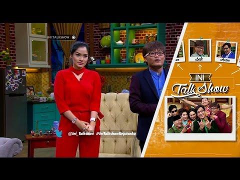 Sahila Cemburu Ceritanya, Kang Sule Mau Ngobrol Bareng Titi Kamal - 18 Maret 2016 (Part1/6)