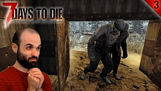 7 DAYS TO DIE #3 | UN DÍA MUY AJETREADO | Gameplay Español