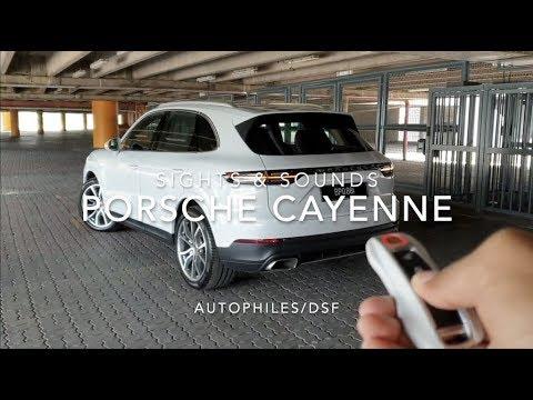 Porsche Cayenne | Sights & Sounds