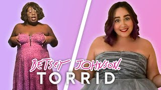 PlusSize Women Try The New Torrid x Betsey Johnson Collection
