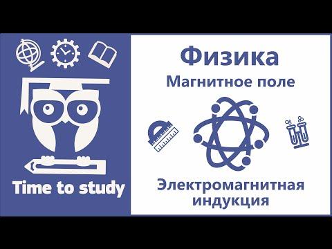 Физика: подготовка к ЕГЭ. Явление электромагнитной индукции. Катушка индуктивности