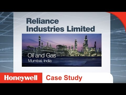 Smart Operations At Reliance | Honeywell Case Study