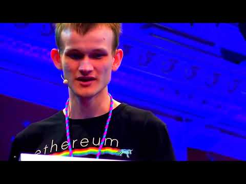 A 2017 Vitalik Buterin Speech about Block Chain and how Financial Technology should be