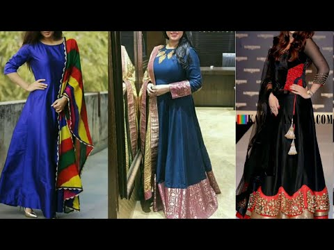 Latest Party Wear Gown Dresses Designs Collections 2018 || Indian Anarkali Gowns Designs for girls