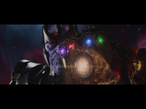 Все появления Таноса в киновселенной Marvel (2012 - 2018)