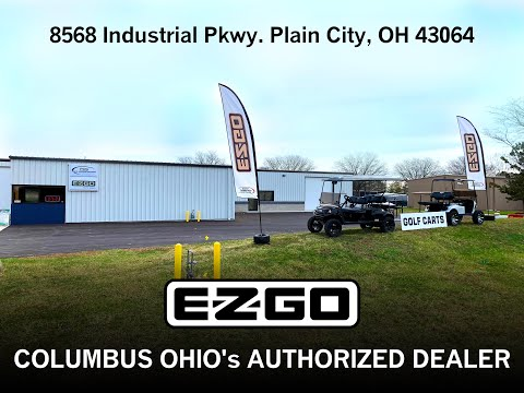 2018 Yamaha Rival Gas White Golf Cart For Sale Near Health Ohio. Power Equipment Solutions Columbus