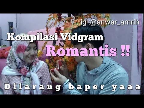 Pasti BAPER !! Video romantis , kocak ,lucu | KOMPILASI VIDEO INSTAGRAM LUCU #2
