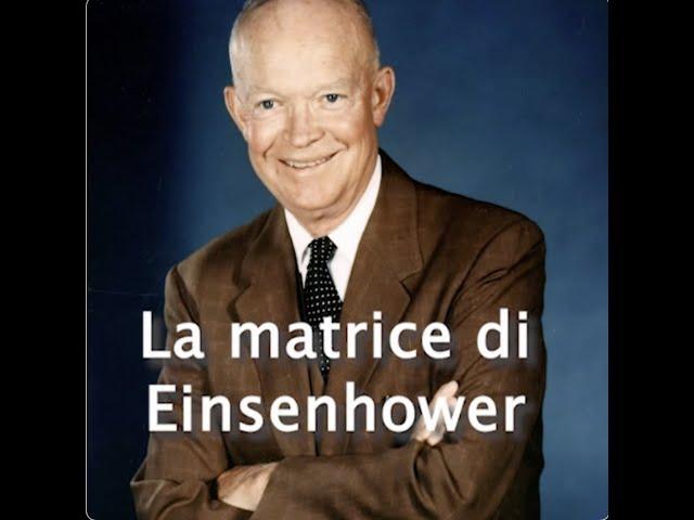 QUIckLearn - La matrice di Eisenhower