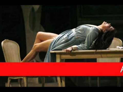 Anna Netrebko: Massenet - Manon, 'Je ne suis que faiblesse... Adieu, notre petite tale'