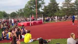 "6' 10"" High Jump - Jake Scinto Cheshire Thumbnail"