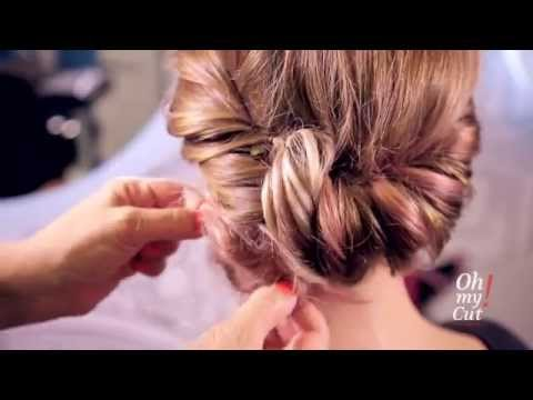 Romantic Up Do (Recogido Romántico)