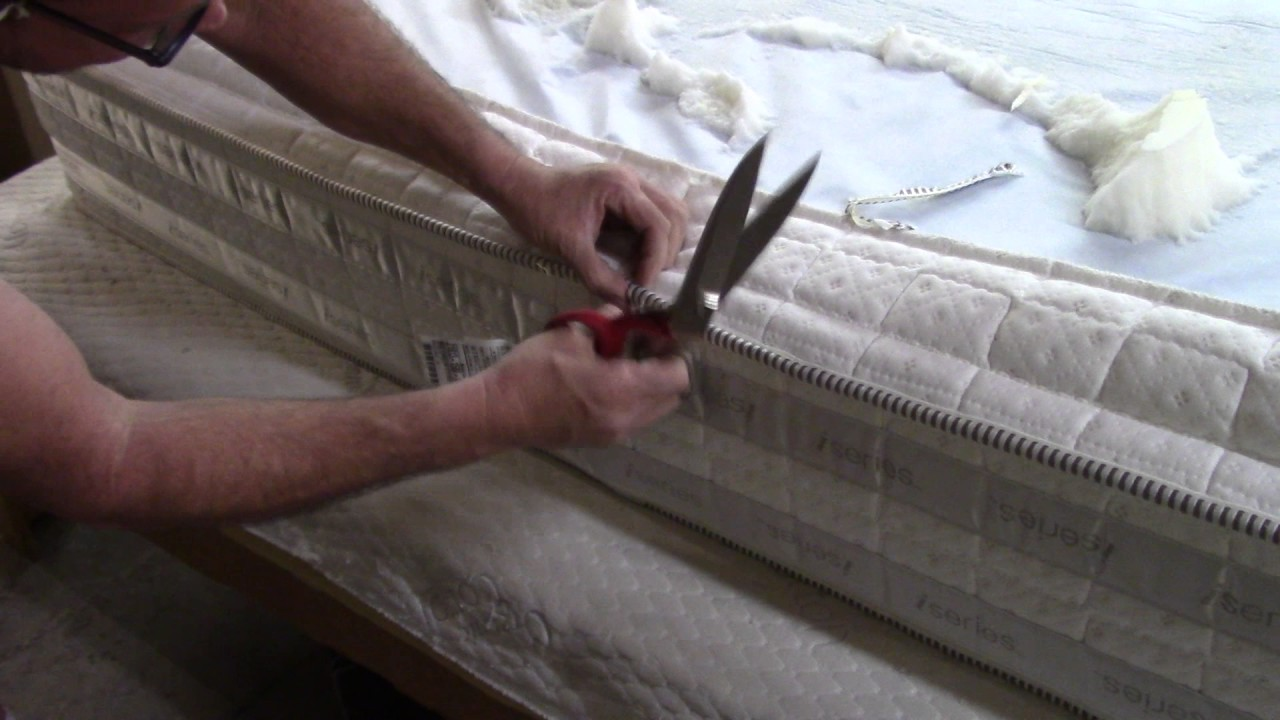 How To Fix Dips In Serta I Series Pillowtop Bradbury Mattress With Review