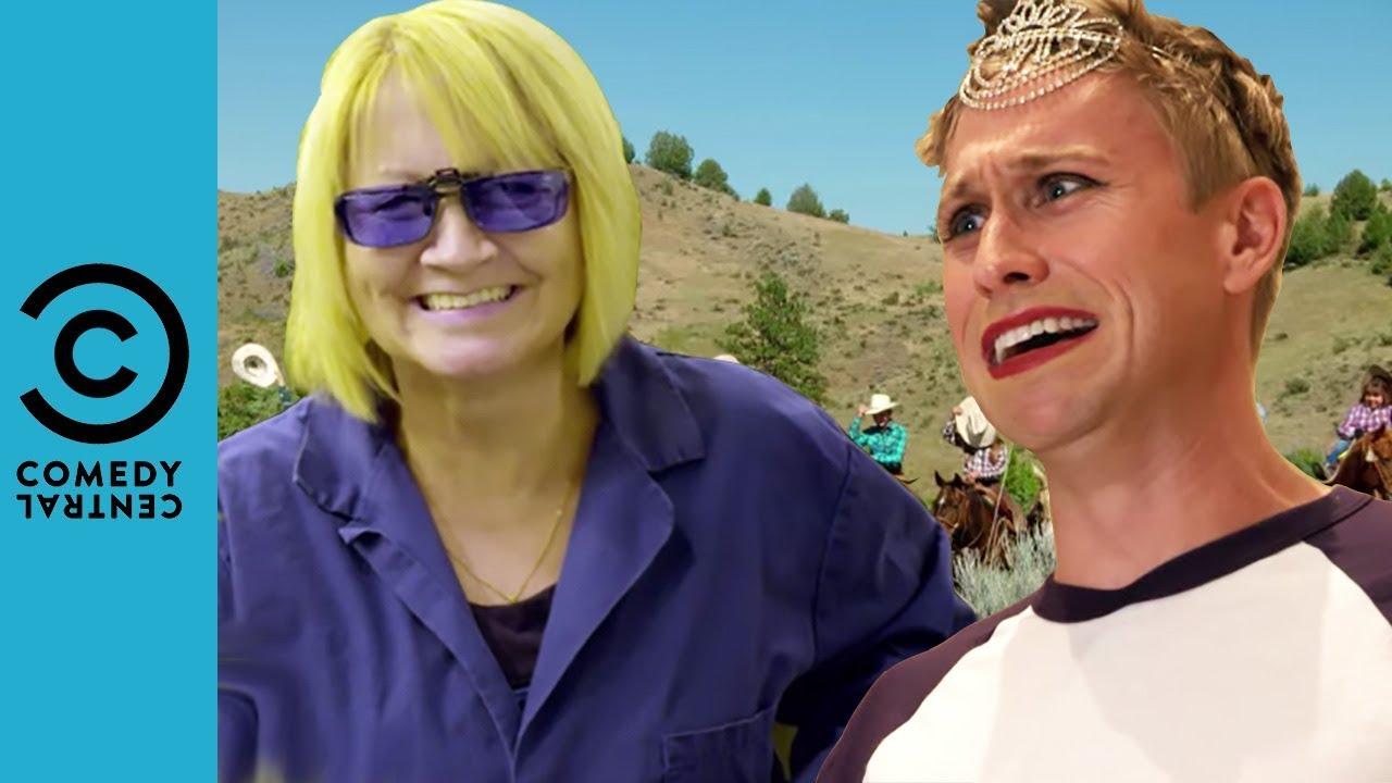 Russell Howard & Mum: USA Road Trip Season 2 Trailer