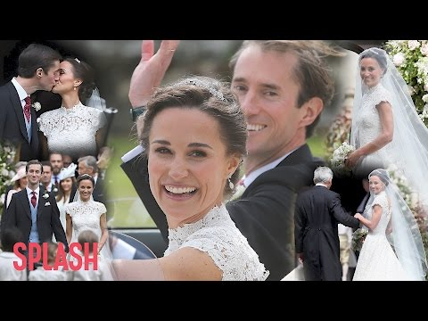 The Best Pictures from Pippa Middleton's Wedding | Splash News TV