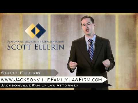 Jacksonville Divorce Attorney - Alimony and Spousal Support