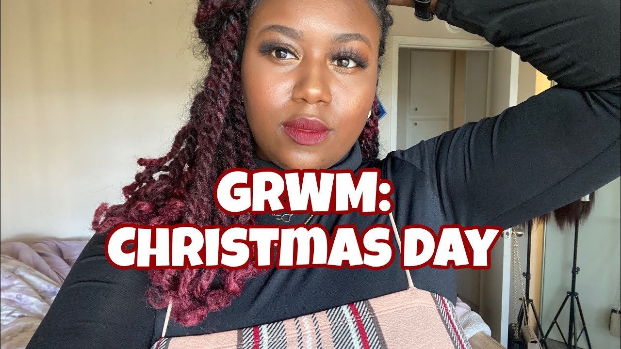 Grwm Christmas – Nikolin forever a dreamer | thank you for hearting ♡.