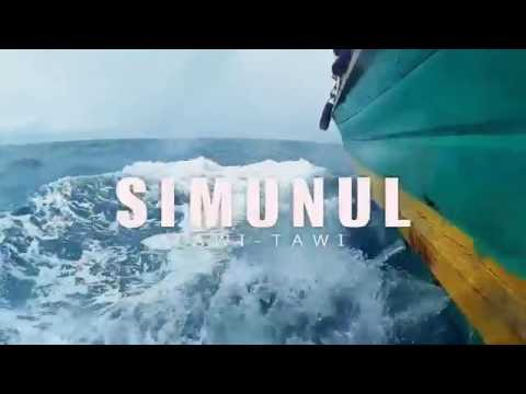 Exploring Simunul Tawi-Tawi (3 idiots adventure)