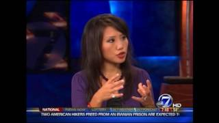 ABC7 News - Undereye cholesteral deposits