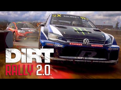 Dirt rally 2. 0 - official launch trailer