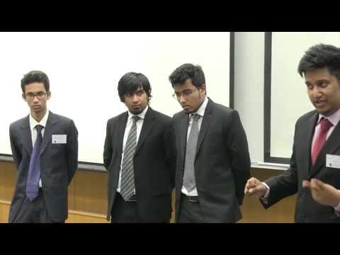 HSBC Asia Pacific Business Case Competition 2013 - Round3 B2
