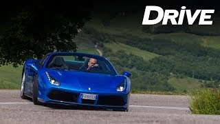 Ferrari 488 Spider by DRIVE Magazine [English subtitles]
