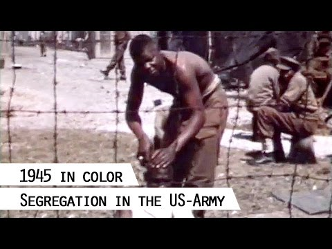 Segregation in US-Army during World War 2 and Stalag VII-A Moosburg POW camp (SFP 186)