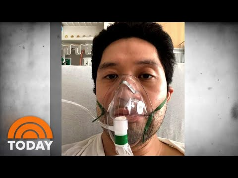 Severe Coronavirus Cases Among Young Americans Raise New Alarm | TODAY
