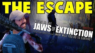 Upcoming Zombie Survival Game   Jaws Of Extinction Prototype Gameplay   E01