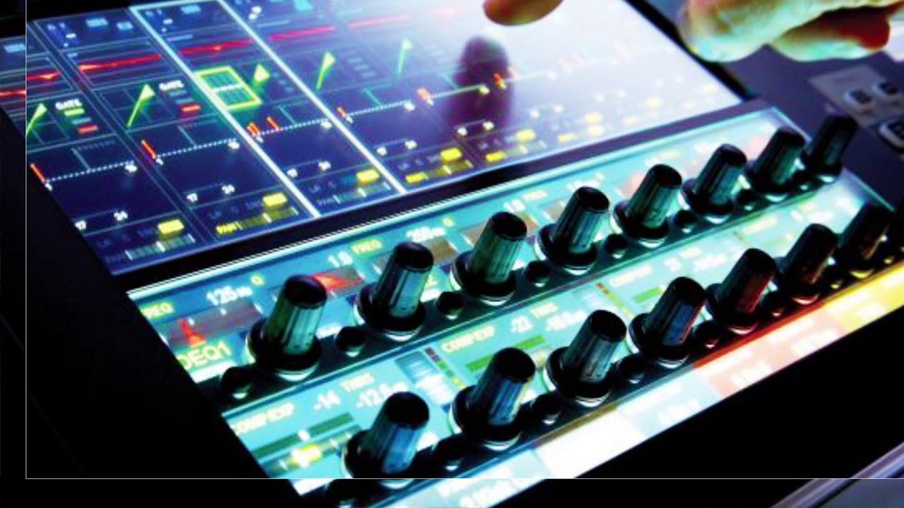 Vi1000 | Soundcraft - Professional Audio Mixers