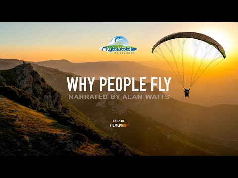 Why People Fly — Tại sao mọi người bay Flybubble
