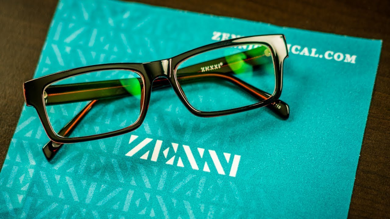 Cheap Glasses Quality Or Nah Zenni Optical Review Glasses On The Cheap