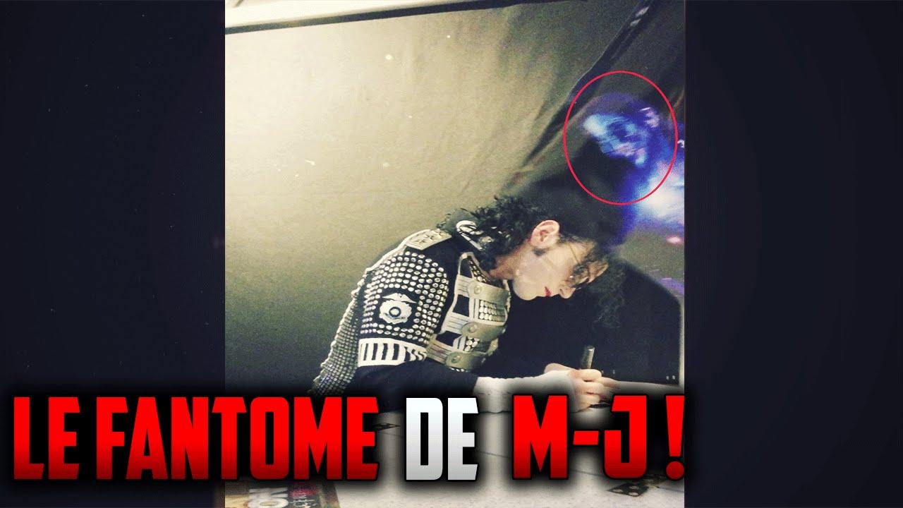 Le Fantôme de Michael Jackson ! | By Toniix - YouTube