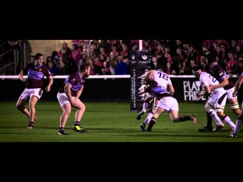 Loughborough Students Rugby vs University of Queensland
