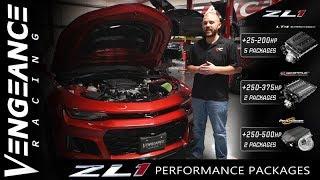 Vengeance Racing ZL1 Packages (LT4, Whipple, Procharger)