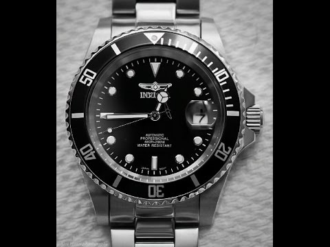 Invicta 8932 vs 8926OB pro diver watch review