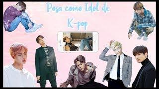 Ideas Para Tomar Fotos • Poses de Idols K-pop