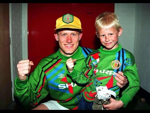 [Old school VS New school] Peter Schmeichel VS Kasper Schmeichel