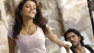 Magadheera Movie Song With Lyrics - Panchadara Bomma (Aditya Music) - Ram charan,Kajal Agarwal