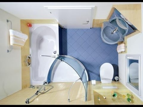Bathroom And Toilet Designs For Small Spaces YouTube - Toilets for small spaces